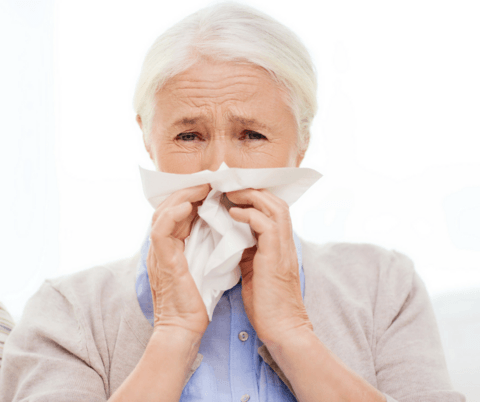 Controlling Exposure to Cold and Flu