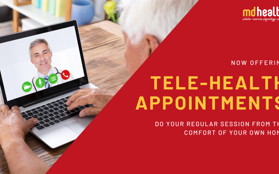 Telehealth appointments at MD Health